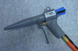 Ionizing Gun