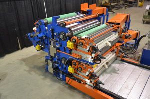 Fast Change S-Wrap Coil Coater