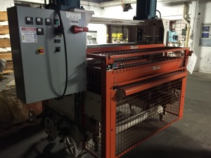 RPP C-1575 Pneumatic Rotary Press